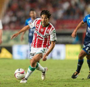 El exquisito pase gol con el que Matías Fernández le dio la victoria al Necaxa