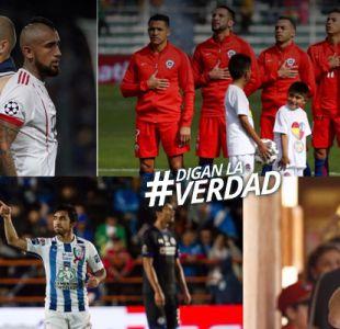 [VIDEO] #DLVenlaWeb con Champions, crisis en Bayern de Vidal y nómina de La Roja