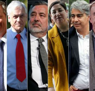 Servel: todos los presidenciables figuran con observaciones en sus cuentas electorales
