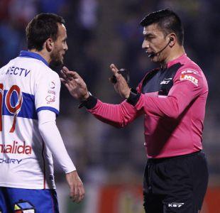 Patricio Polic será el árbitro del clásico entre Universidad Católica y Colo Colo