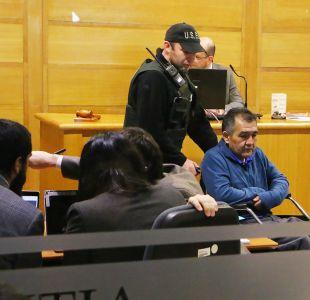 Tribunal de Temuco rechaza petición del gobierno y mantiene prisión preventiva a comuneros mapuche