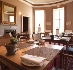 Boath House, el restaurante escocés que quiere devolver su estrella Michelin