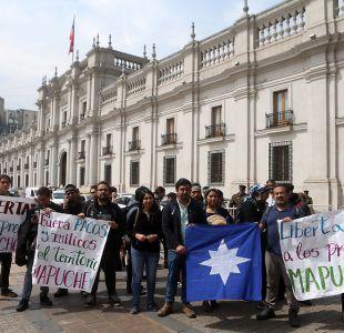 Gobierno retira Ley Antiterrorista a comuneros mapuches en huelga de hambre