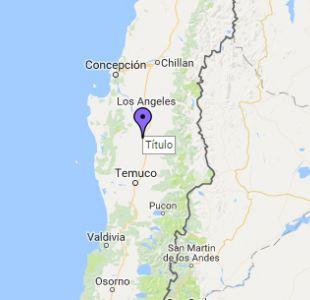 La Araucanía: Ataque incendiario afectó a dos camiones en Collipulli