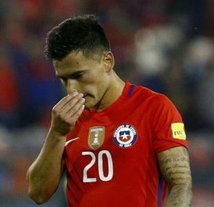 Pésimas noticias: Charles Aránguiz fuera de La Roja por lesión