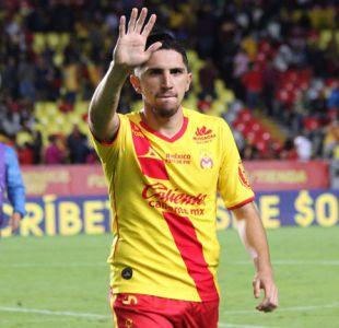 Diego Valdés es figura al anotar dos goles en victoria de Monarcas Morelia en México