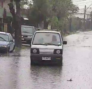 [VIDEO] Septiembre se despide con lluvias y cortes de luz en la Zona Central