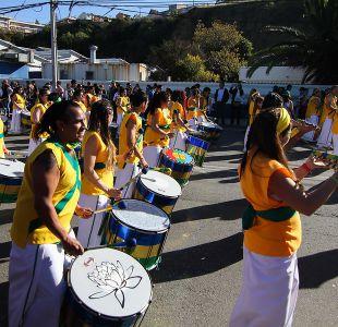 [FOTOS] Así fue el Carnaval Mil Tambores 2017 en Valparaíso
