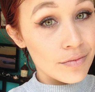 Una modelo se tatuó un ojo y todo resultó de la peor forma
