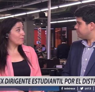 [VIDEO] La carrera por el distrito 10: Las definiciones de Julio Isamit