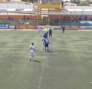 [VIDEO] Goles Primera B fecha 9: Copiapó y San Marcos igualan en La Caldera