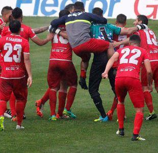 [VIDEO] Goles Primera B fecha 9: La Calera vence a Magallanes en San Bernardo