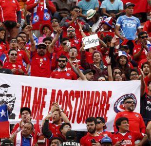 Las diez veces que la FIFA ha castigado a Chile por cantos homofóbicos de los hinchas