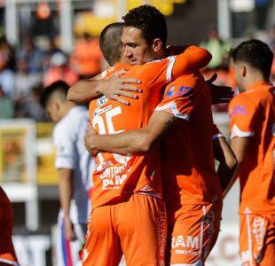[VIDEO] Goles Primera B fecha 9: Cobreloa vence a Iberia en Calama