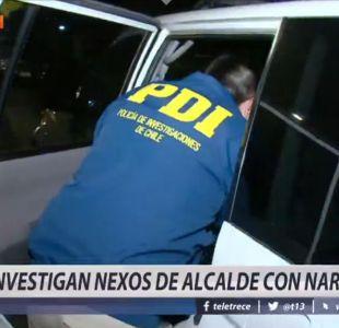PDI allana Municipalidad de San Ramón tras denuncia de nexos con narcotraficantes