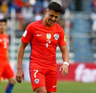 """Los jugadores de """"La Roja"""" que están al borde de la suspensión en las Clasificatorias"""
