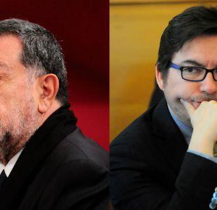 Las coincidencias del conflicto Aleuy-Barraza con la crisis que provocó la renuncia de Valdés