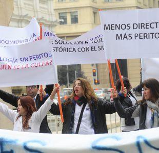 Servicio Médico Legal depone paro y reanuda sus actividades tras manifestación de familiares