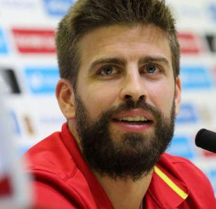 Piqué reafirma su compromiso con la selección española y pide diálogo en Cataluña
