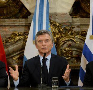 Argentina, Uruguay y Paraguay oficializan su candidatura para el Mundial de fútbol de 2030