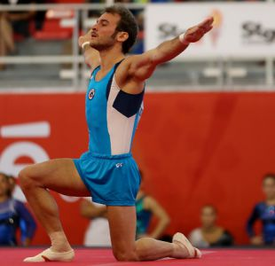 Tomás González apela y disputará final de suelo en el Mundial de Gimnasia de Montreal