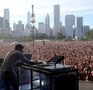 Lollapalooza Chicago 2018.