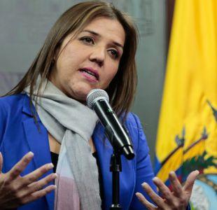 María Alejandra Vicuña: la vicepresidenta más joven en la historia de Ecuador