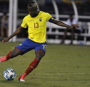 En Ecuador confirman que Enner Valencia será baja en el duelo frente a Chile
