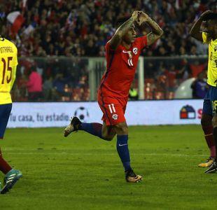 [Minuto a Minuto] Chile está venciendo a Ecuador en el Monumental por Clasificatorias