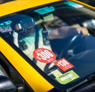Taxista es detenido tras intentar escapar con equipaje de pasajero