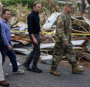 EE.UU. pierde 33 mil empleos en septiembre por huracanes
