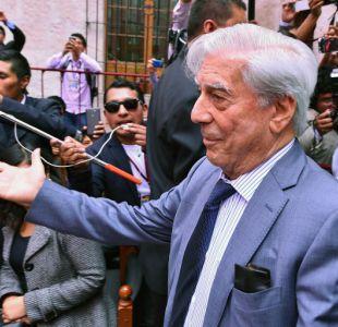 Mario Vargas Llosa participará en marcha en Barcelona por la unidad de España
