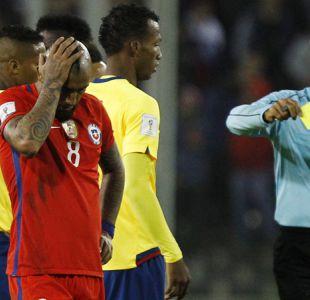 ANFP apelará por la amarilla de Arturo Vidal para que pueda jugar ante Brasil