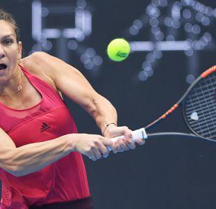 Simona Halep llega a la final de Beijing y será la nueva número 1 de la WTA