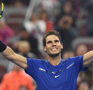 Rafael Nadal y Nick Kyrgios se verán las caras en la final del Abierto de China
