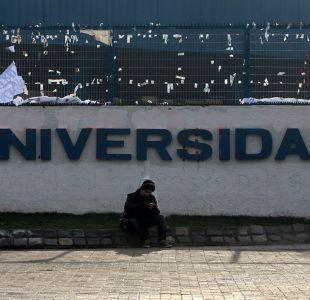 Estudiantes de la Usach denuncian encubrimientos de abusos y acosos dentro de la institución