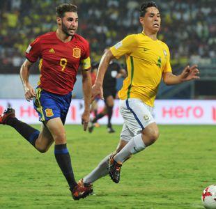 Mundial Sub 17: Brasil se pone líder de su grupo e Irán manda en el de Alemania