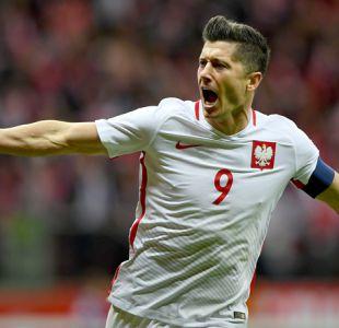 Lewandowski récord lidera a Polonia que regresa a un Mundial tras dos ausencias