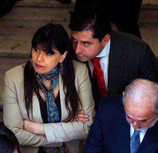 Ex ministra Javiera Blanco y senador Pedro Araya sufren violento asalto en Providencia