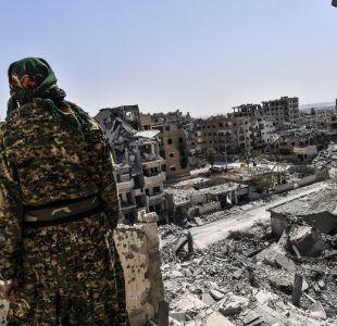 """Los días del EI en Raqa estarían """"contados"""" según la alianza antiyihadista"""