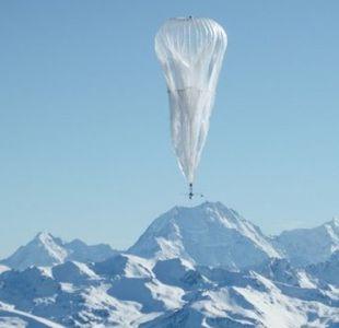 Los globos experimentales con los que Google intenta conectar internet a Puerto Rico