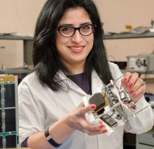 Ali Guarneros Luna, la ingeniera aeroespacial mexicana que busca llegar a Marte