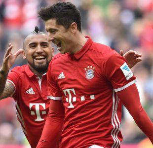 [FOTO] El saludo de cumpleaños de Arturo Vidal a unos de sus hermanitos en el Bayern Munich