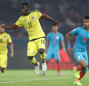 Colombia revive con su primera victoria y Paraguay avanza en el Mundial Sub 17