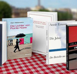 Merkel y Macron inauguran la Feria del Libro de Fráncfort