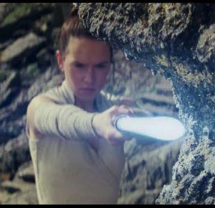 """[VIDEO] """"El último Jedi"""": episodio VII de Star Wars presenta nuevo tráiler"""