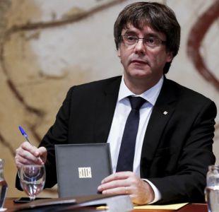 Puigdemont acusa a Madrid de haber preparado una oleada de violencia