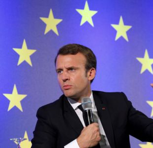 Macron confía en una solución pacífica para la crisis en Cataluña