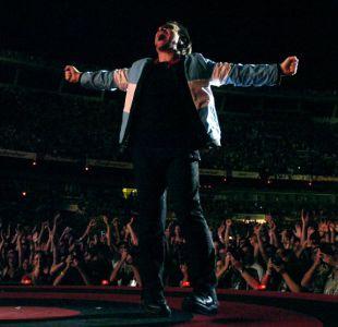 U2 retrasa el inicio de su show en Argentina por partido de las Clasificatorias