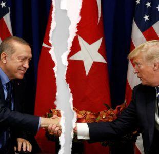 De estrechos vínculos a fuertes discrepancias: la creciente tensión entre EEUU y Turquía